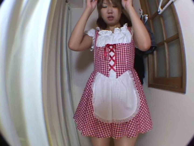 アキバメイドカフェ 萌える嬢の着替え盗撮 盗撮師作品 性交動画流出 103pic 92