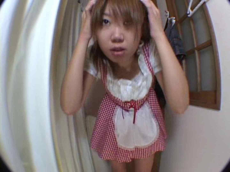 アキバメイドカフェ 萌える嬢の着替え盗撮 下着 えろ無修正画像 103pic 94