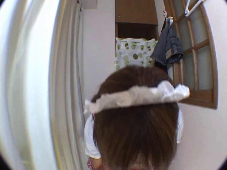 アキバメイドカフェ 萌える嬢の着替え盗撮 メイド丸裸 | 着替え  103pic 96