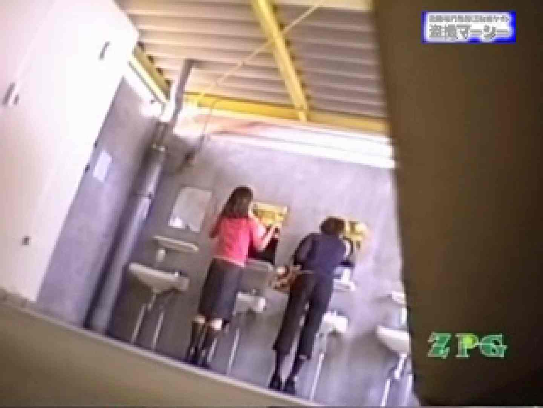 アンスコ&ジャージ姿のギャルが集う某公衆厠 厠隠し撮り  71pic 34