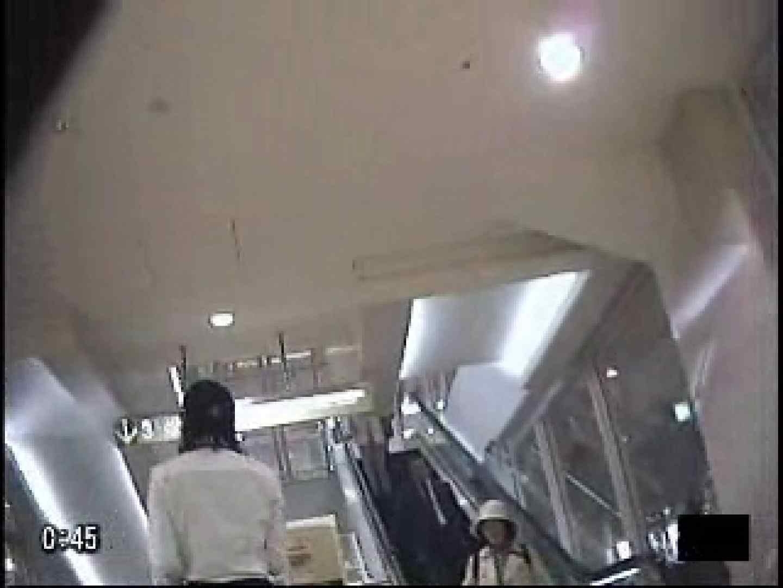 ショップ店員の卑猥なパンツ覗き パンティ   新入生パンチラ  77pic 43