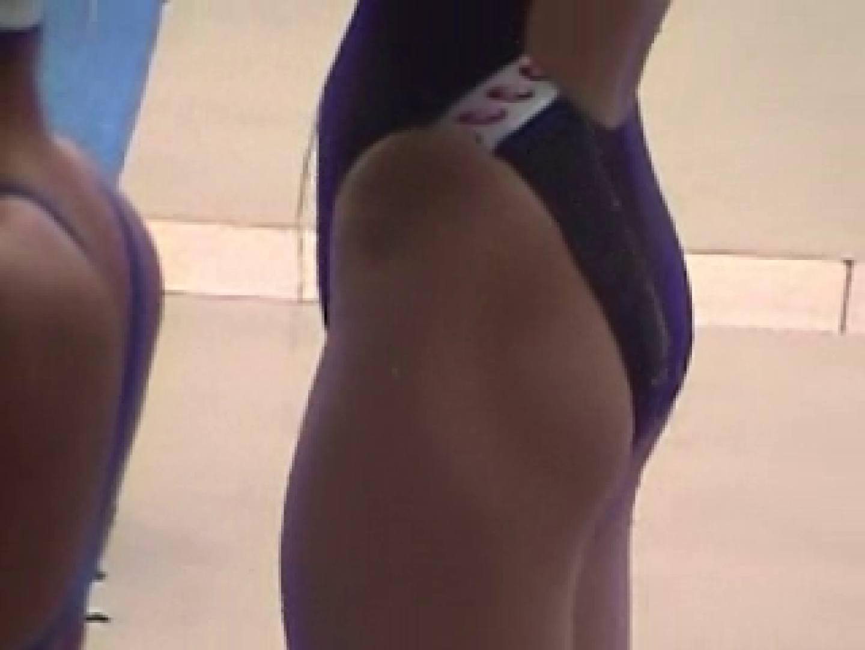 競泳オリンピック代表選手 追い撮り盗撮 チクビ  69pic 66