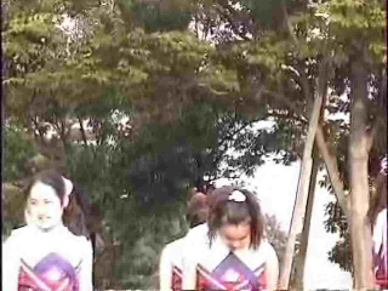エッチ 熟女|大学生チア! 胸チラ&アンスコ特集! vol.03|のぞき本舗 中村屋