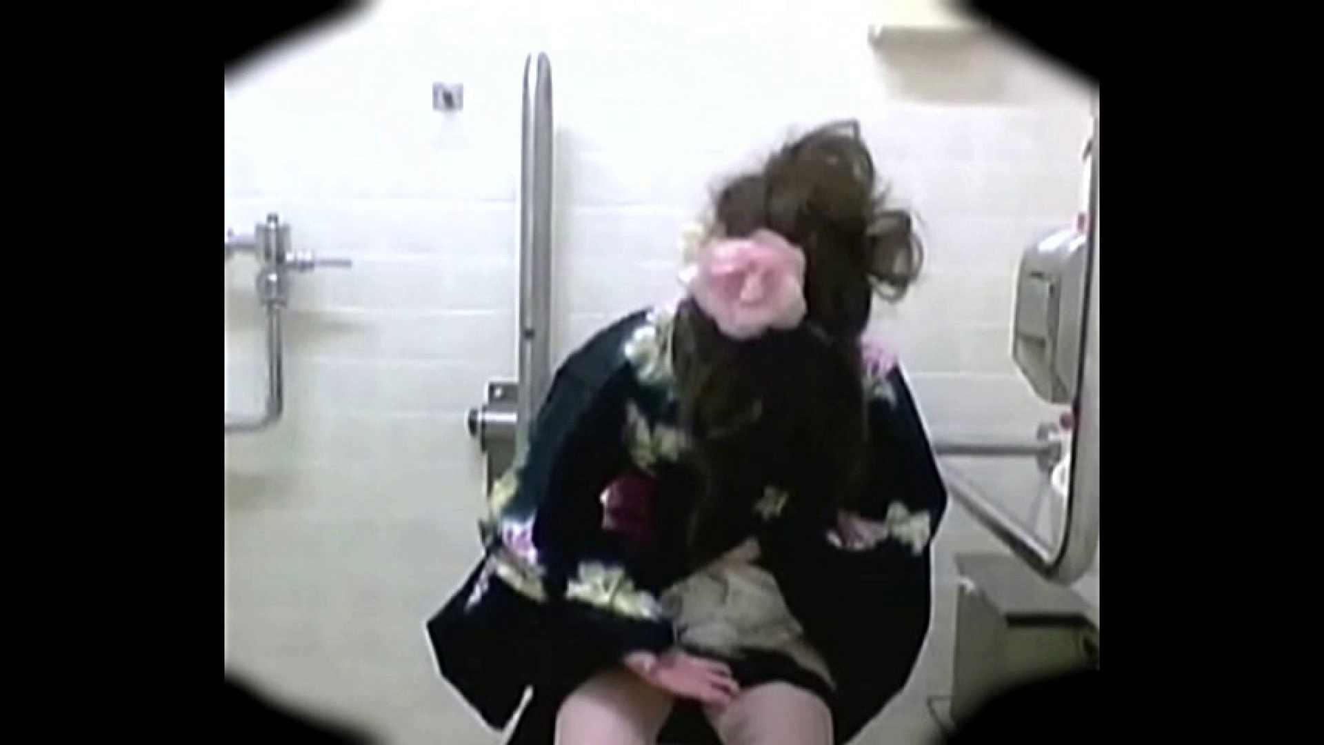 teen galトイレ覗き紙がナイ編‼vol.01 トイレ突入 | 浴衣  93pic 17