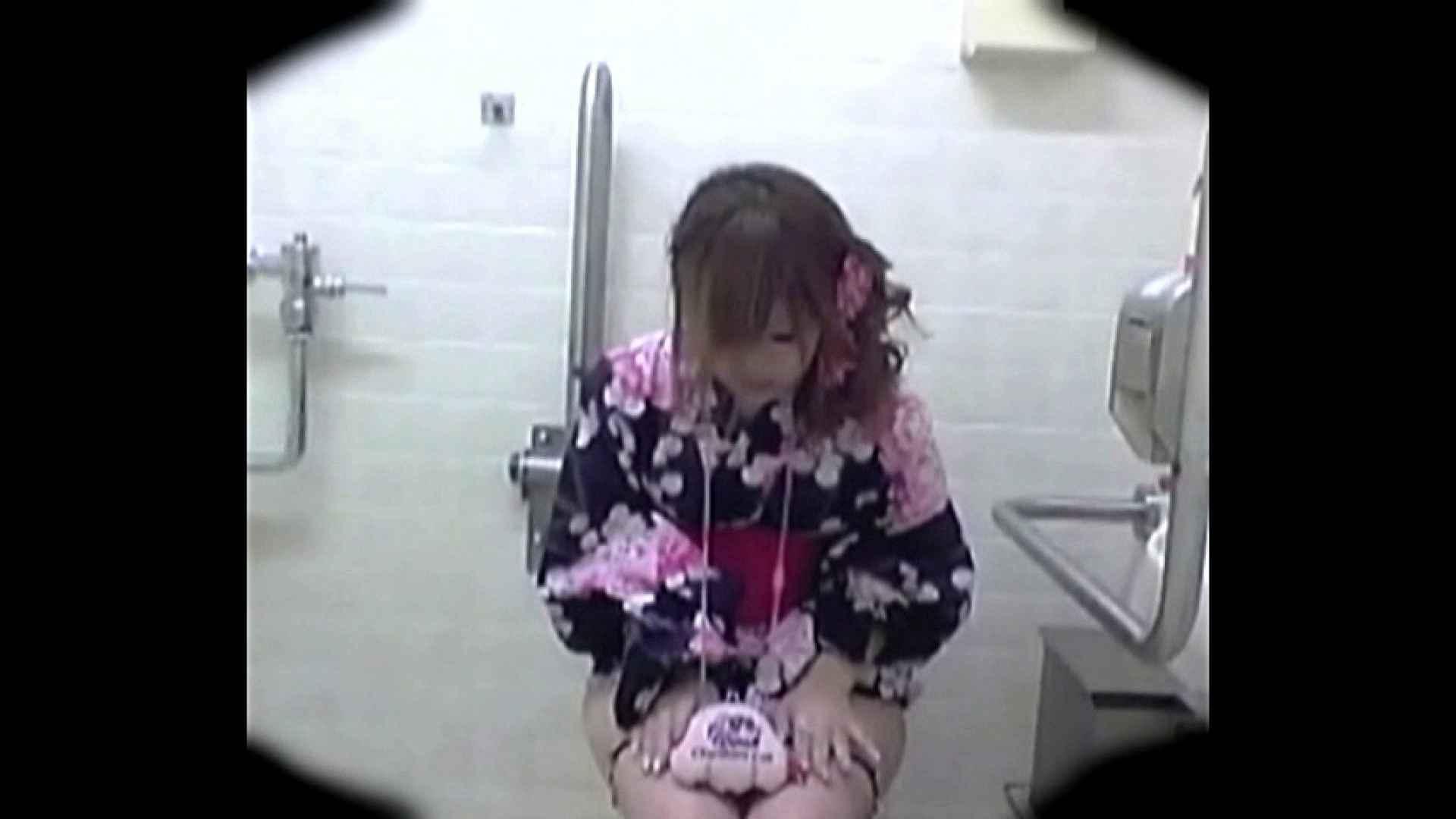 teen galトイレ覗き紙がナイ編‼vol.01 トイレ突入   浴衣  93pic 37