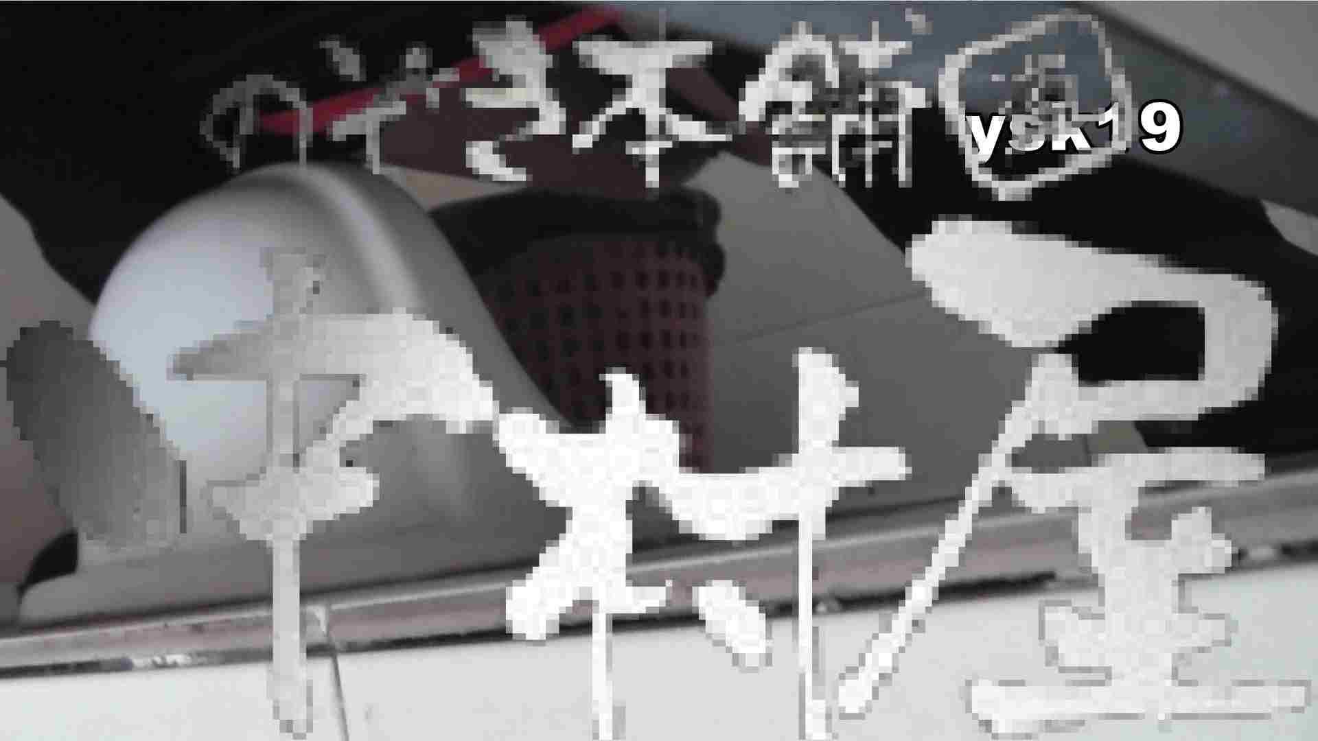 【世界の射窓から】世界の射窓から vol.19後編 洗面所突入  102pic 76