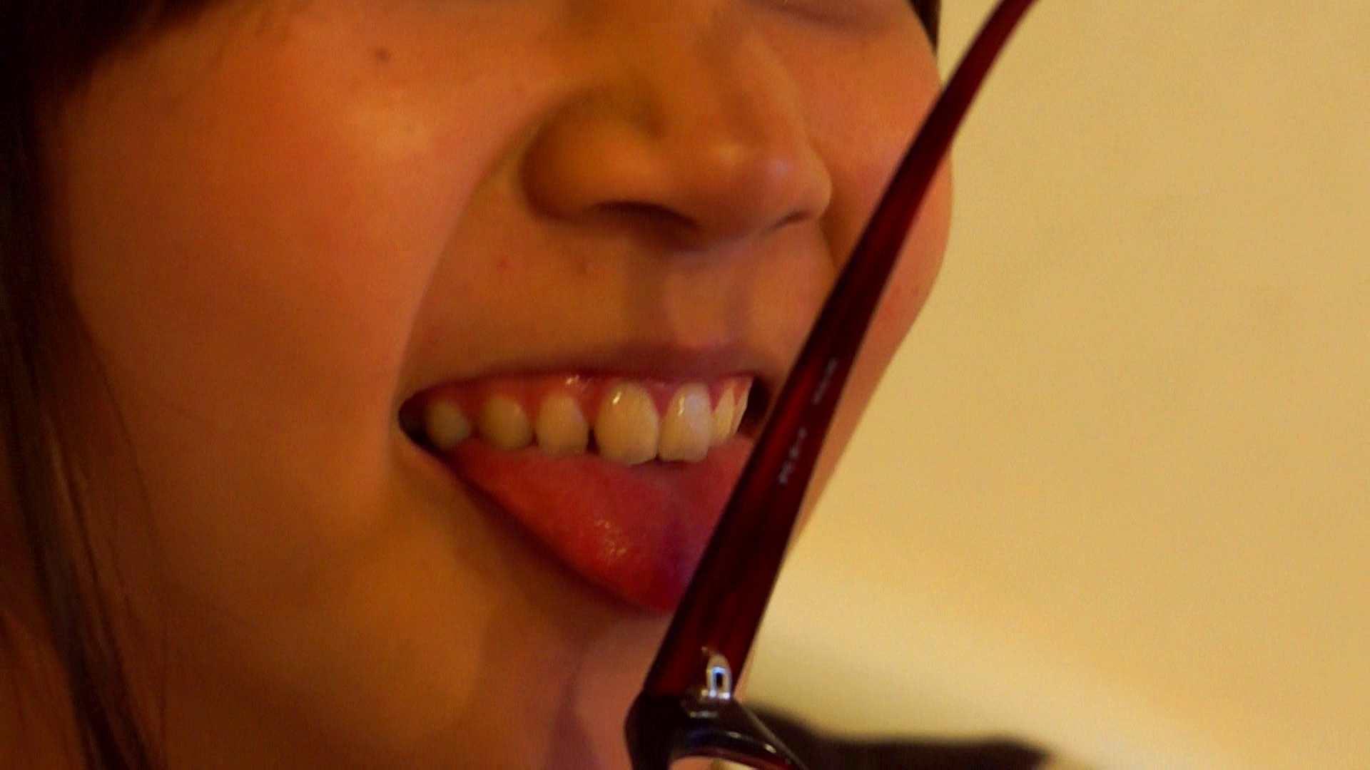 vol.10 メガネを舐めてもらってます。 美しいOLの裸体  100pic 36