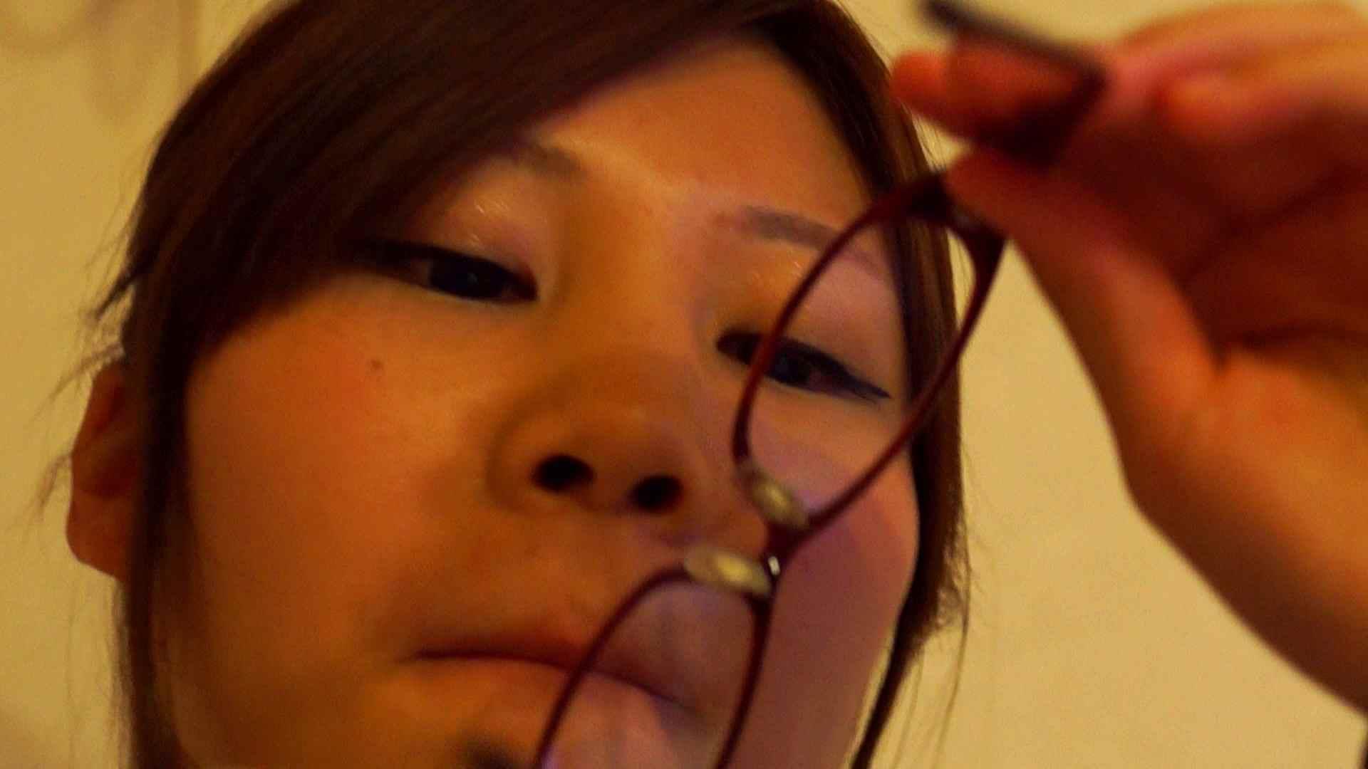 vol.10 メガネを舐めてもらってます。 美しいOLの裸体  100pic 60