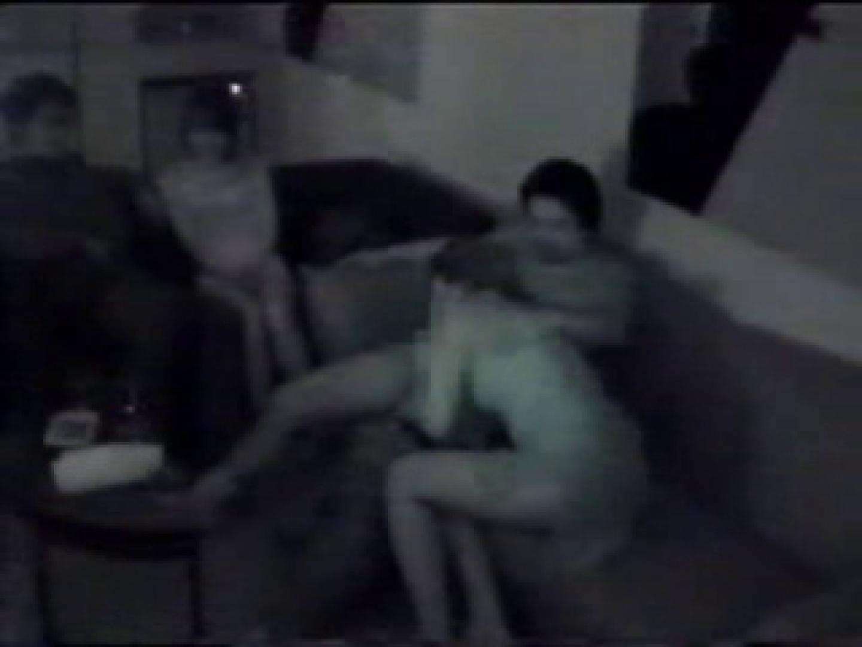 赤外線隠し撮り カップル喫茶 最後は妊婦を皆で堪能 中出し オメコ動画キャプチャ 74pic 67