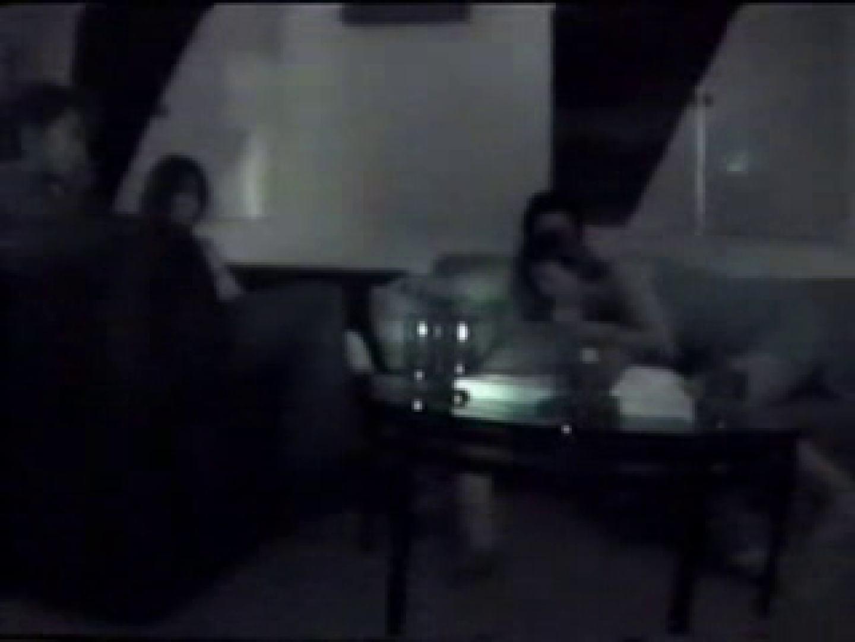 赤外線隠し撮り カップル喫茶 最後は妊婦を皆で堪能 妊婦丸裸  74pic 72