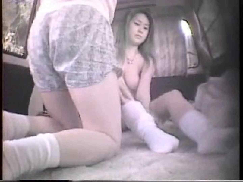 大学教授がワンボックスカーで援助しちゃいました。 SEX映像  71pic 18