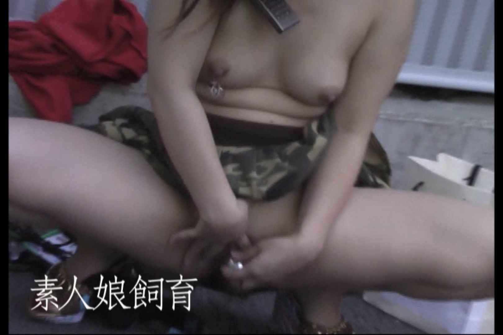 素人嬢飼育~お前の餌は他人棒~6月17日野外露出 素人丸裸  74pic 27