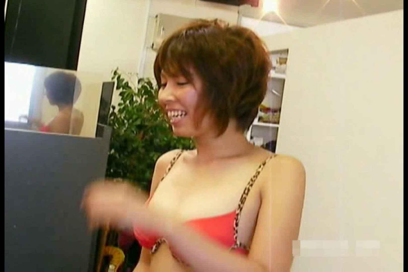 素人撮影 下着だけの撮影のはずが・・・エミちゃん18歳 乳首 われめAV動画紹介 90pic 23