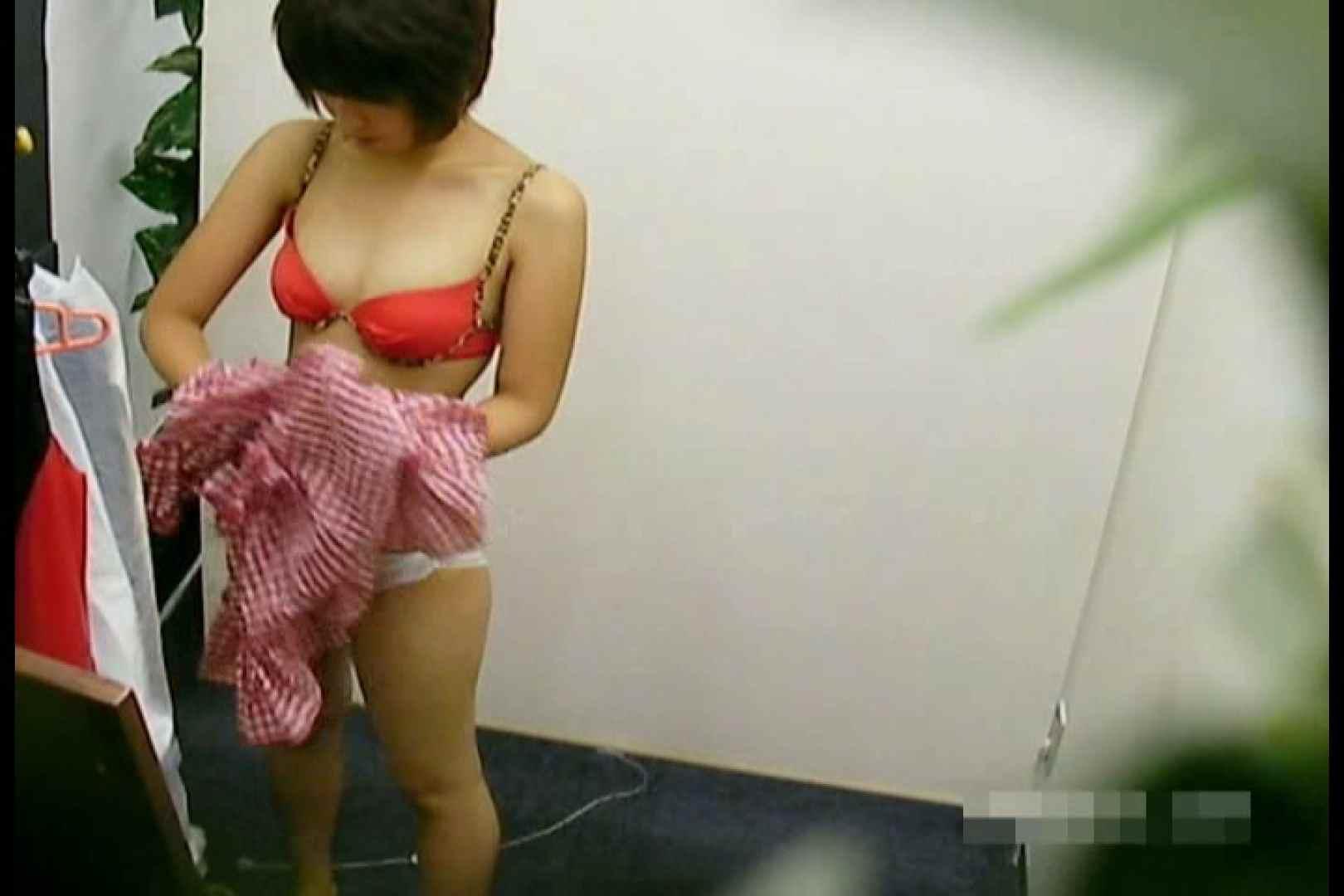 素人撮影 下着だけの撮影のはずが・・・エミちゃん18歳 モロだしオマンコ 盗み撮り動画キャプチャ 90pic 30