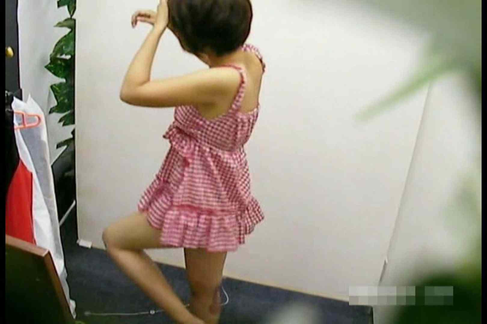 素人撮影 下着だけの撮影のはずが・・・エミちゃん18歳 乳首 われめAV動画紹介 90pic 41