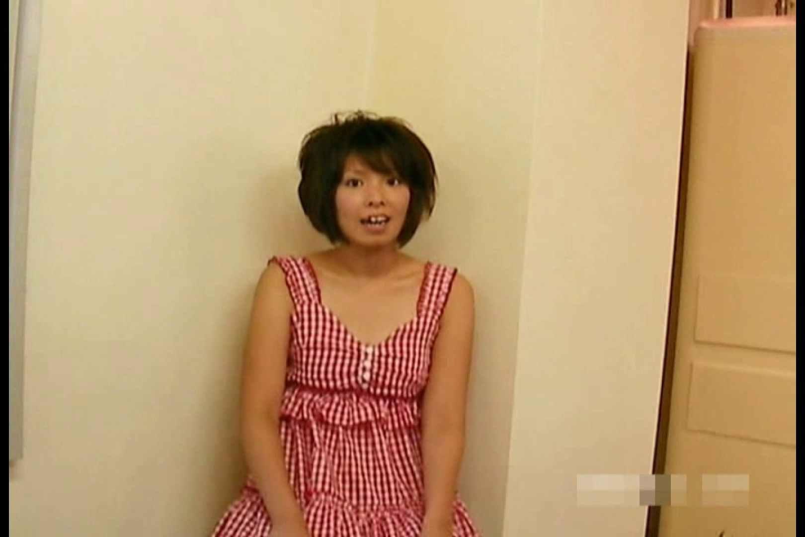 素人撮影 下着だけの撮影のはずが・・・エミちゃん18歳 丸見え のぞき動画画像 90pic 42