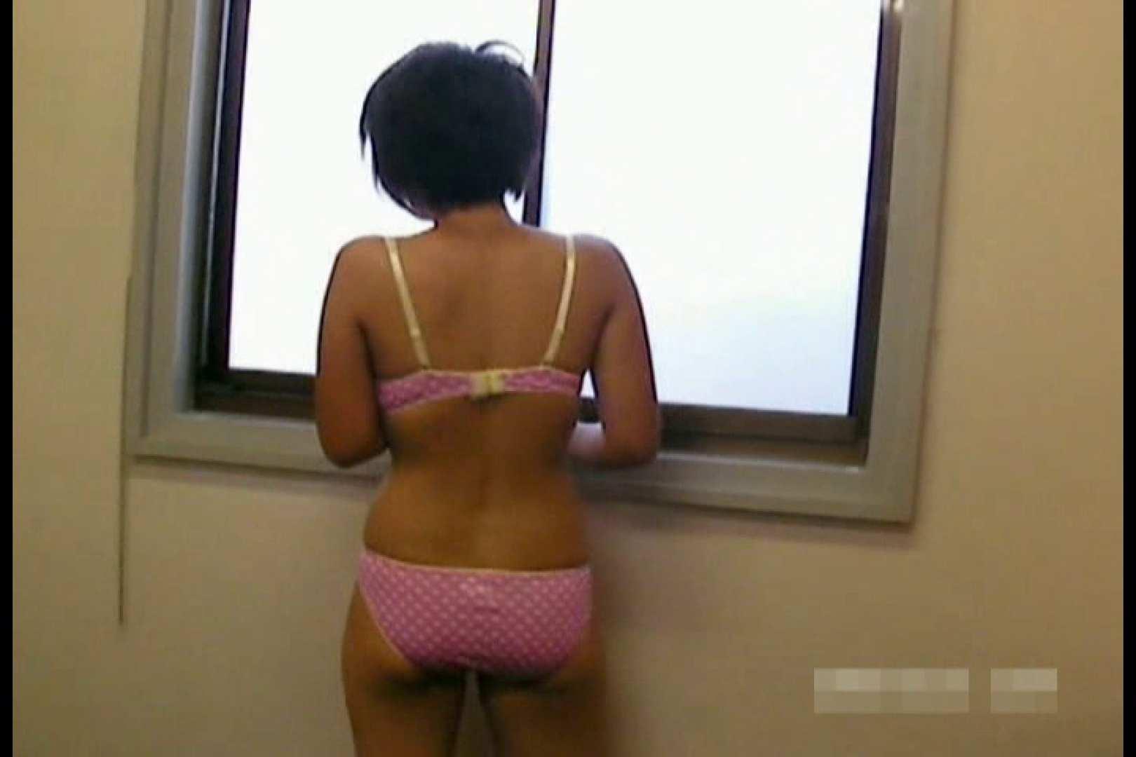 素人撮影 下着だけの撮影のはずが・・・エミちゃん18歳 マンコ・ムレムレ   素人丸裸  90pic 73