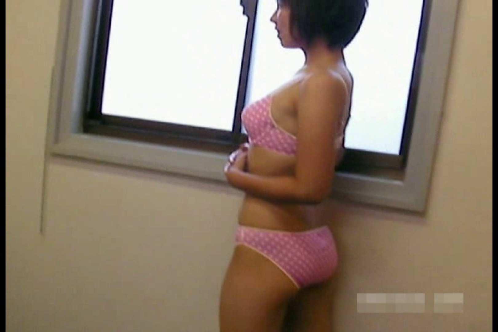 素人撮影 下着だけの撮影のはずが・・・エミちゃん18歳 盗撮師作品 オメコ無修正動画無料 90pic 74