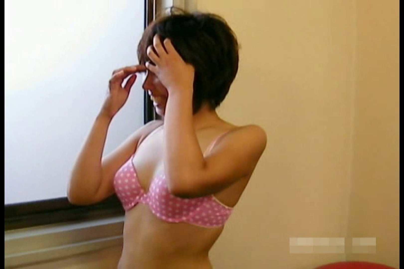 素人撮影 下着だけの撮影のはずが・・・エミちゃん18歳 水着 盗み撮り動画キャプチャ 90pic 79