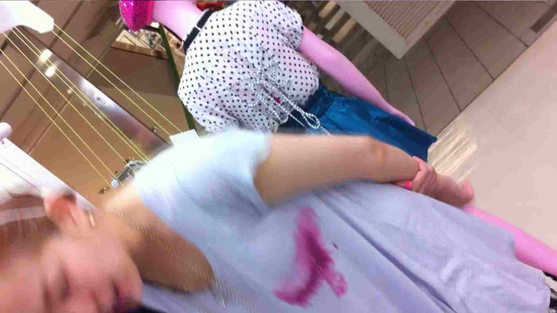 可愛いカリスマ店員限定‼胸チラ&パンチラ vol.04 チラ歓迎 おめこ無修正画像 101pic 2