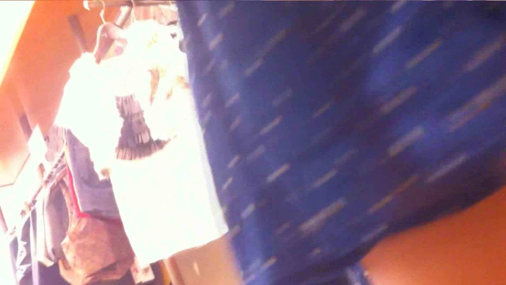 vol.34 美人アパレル胸チラ&パンチラ メガネ属性っていいよね♥ チラ歓迎 戯れ無修正画像 104pic 27