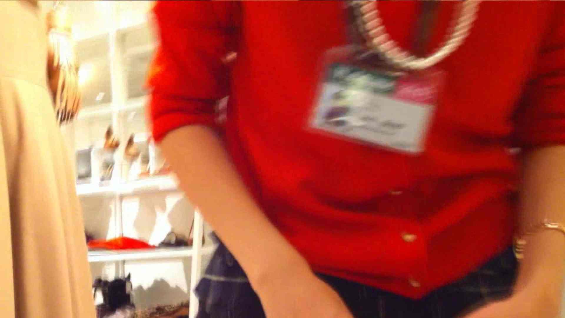 vol.36 美人アパレル胸チラ&パンチラ ポニテ(゚∀゚)キタコレ!! 美しいOLの裸体 セックス画像 72pic 38