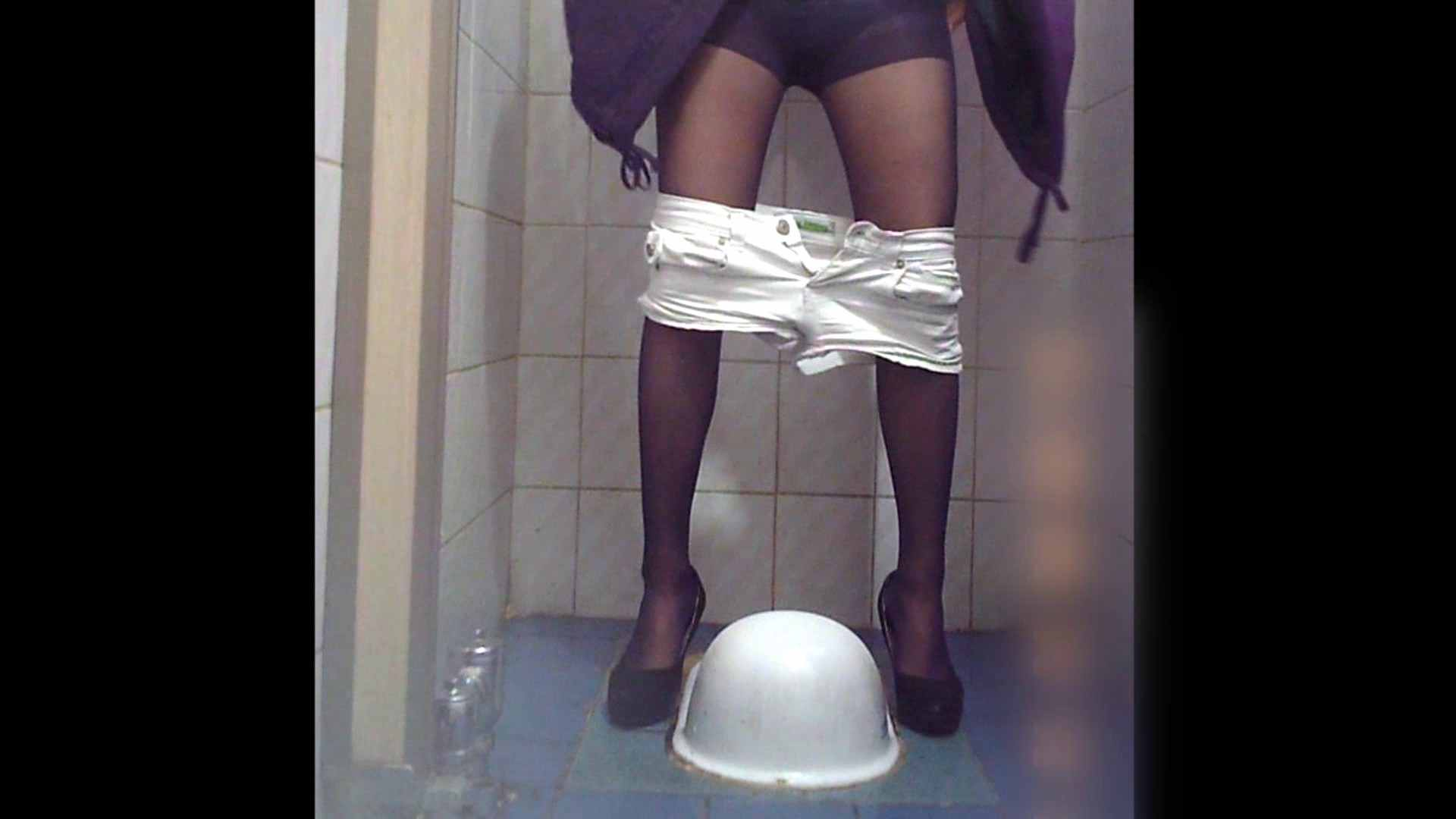 潜入!!韓国秘密のトイレ!Vol.10 女子トイレ潜入 | 美しいOLの裸体  90pic 36