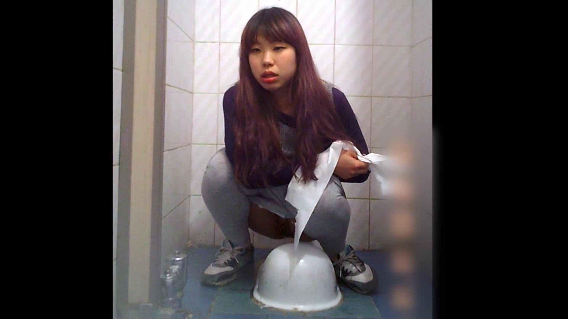 潜入!!韓国秘密のトイレ!Vol.11 トイレ突入 ワレメ動画紹介 69pic 14