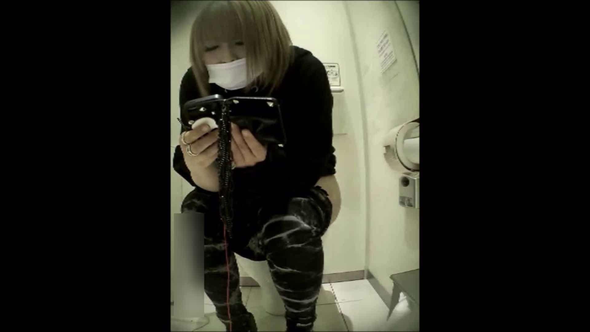 洗面所盗撮~隣の美人お姉さんVol.13 うんこ実況 AV無料動画キャプチャ 94pic 70