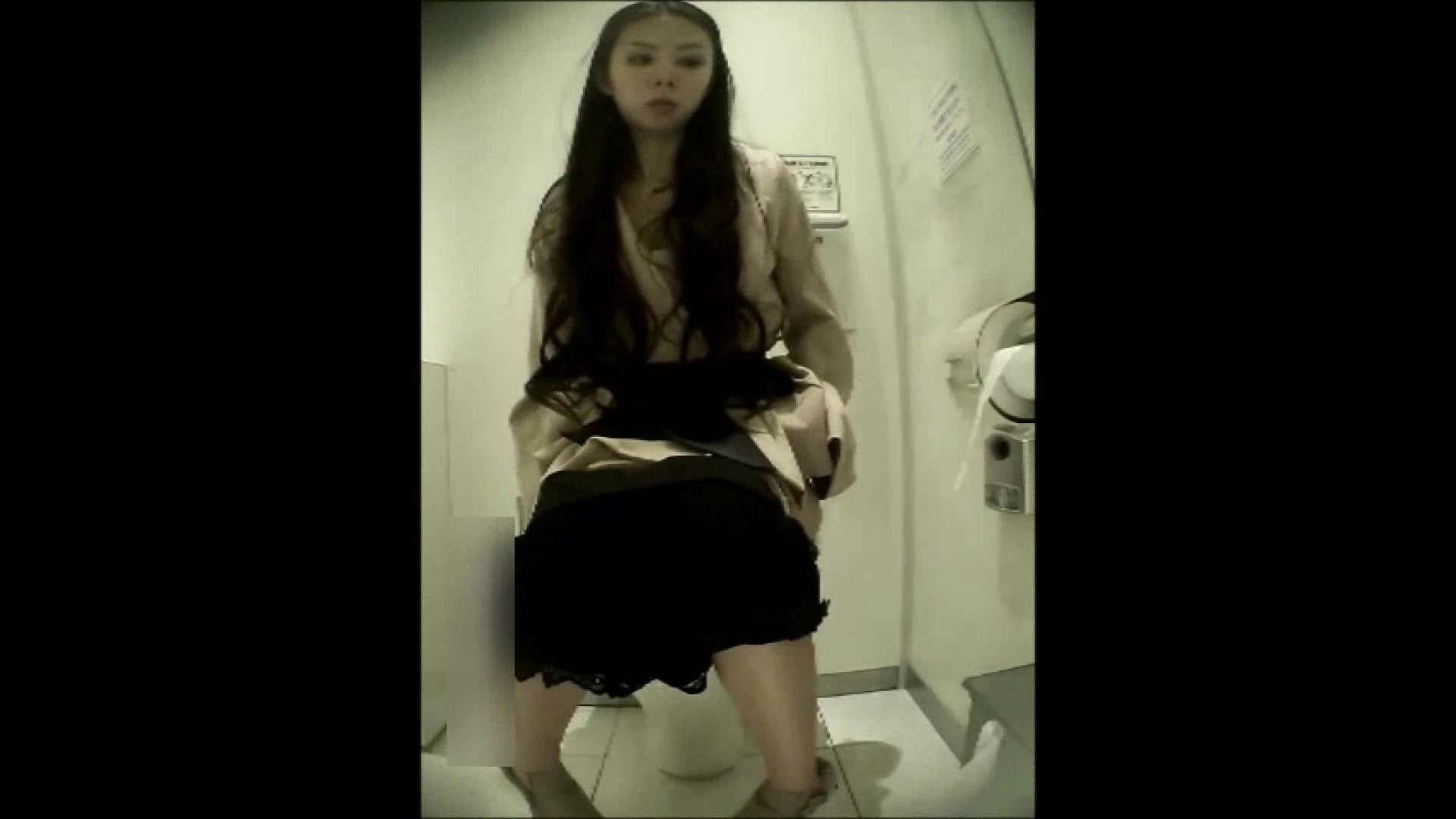 洗面所盗撮~隣の美人お姉さんVol.14 トイレ突入 AV無料動画キャプチャ 99pic 6