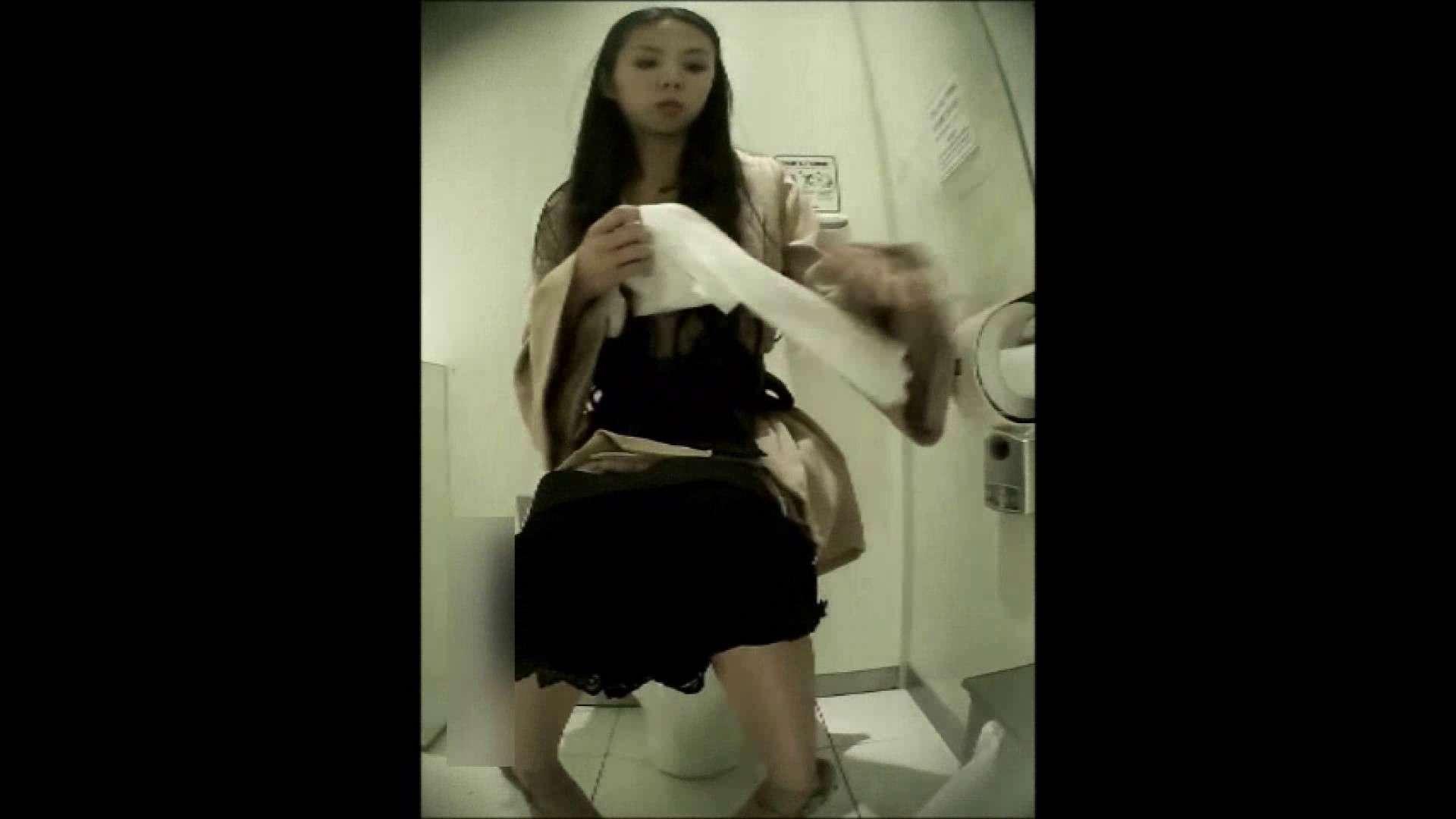 洗面所盗撮~隣の美人お姉さんVol.14 トイレ突入 AV無料動画キャプチャ 99pic 15