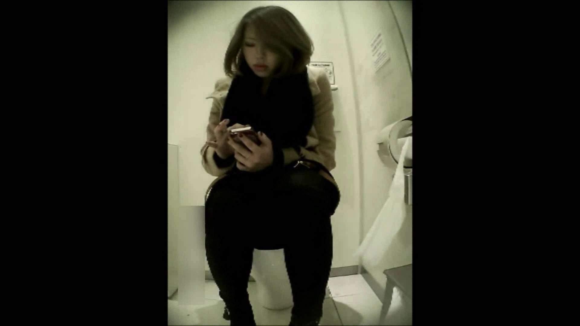 洗面所盗撮~隣の美人お姉さんVol.14 うんこ実況 オマンコ動画キャプチャ 99pic 61