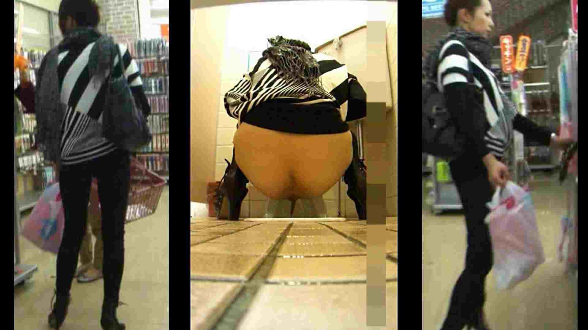 洗面所盗撮~隣の美人お姉さんVol.22 美しいOLの裸体 隠し撮りオマンコ動画紹介 99pic 30
