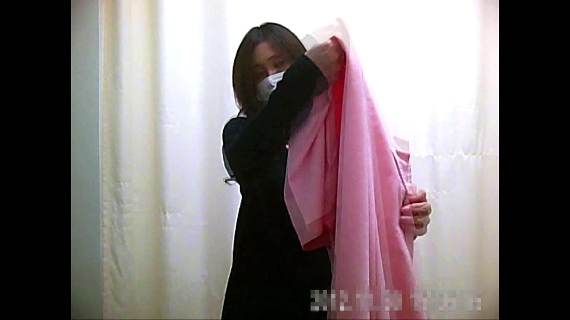 病院おもいっきり着替え! vol.165 着替え のぞき動画画像 89pic 18