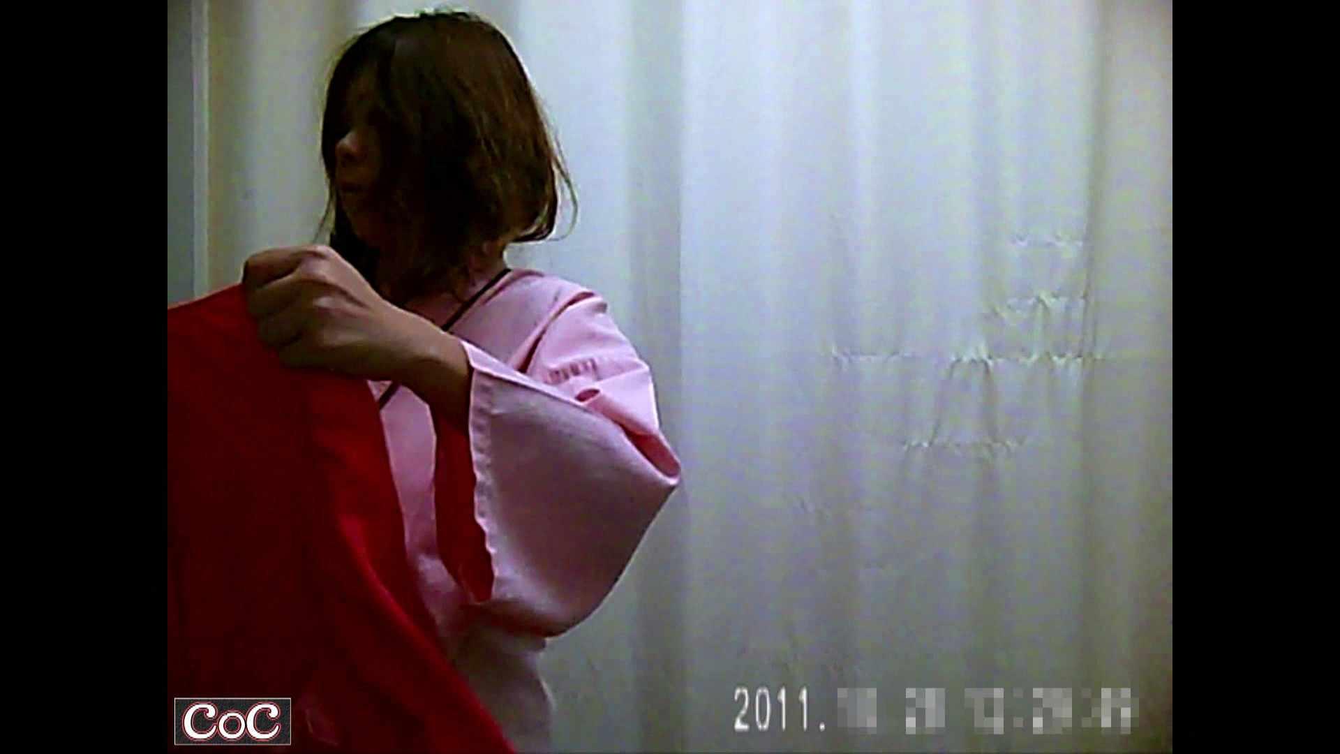 病院おもいっきり着替え! vol.75 巨乳 のぞき動画画像 107pic 5