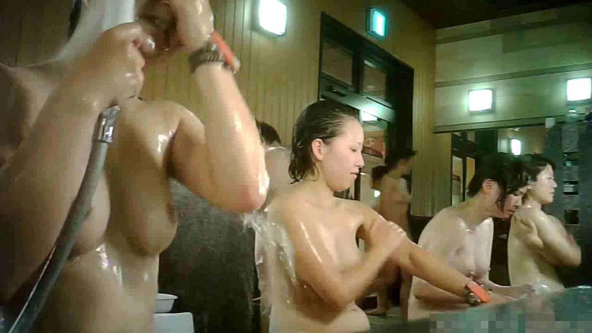 手を染めてしまった女性盗撮師の女風呂潜入記 vol.007 盗撮師作品 エロ画像 69pic 38