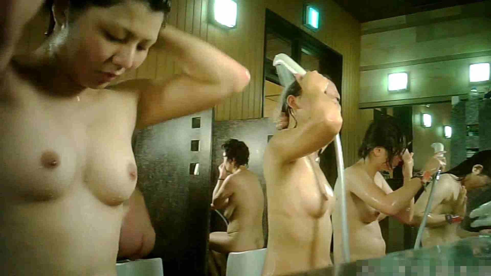 手を染めてしまった女性盗撮師の女風呂潜入記 vol.007 盗撮師作品 エロ画像 69pic 59