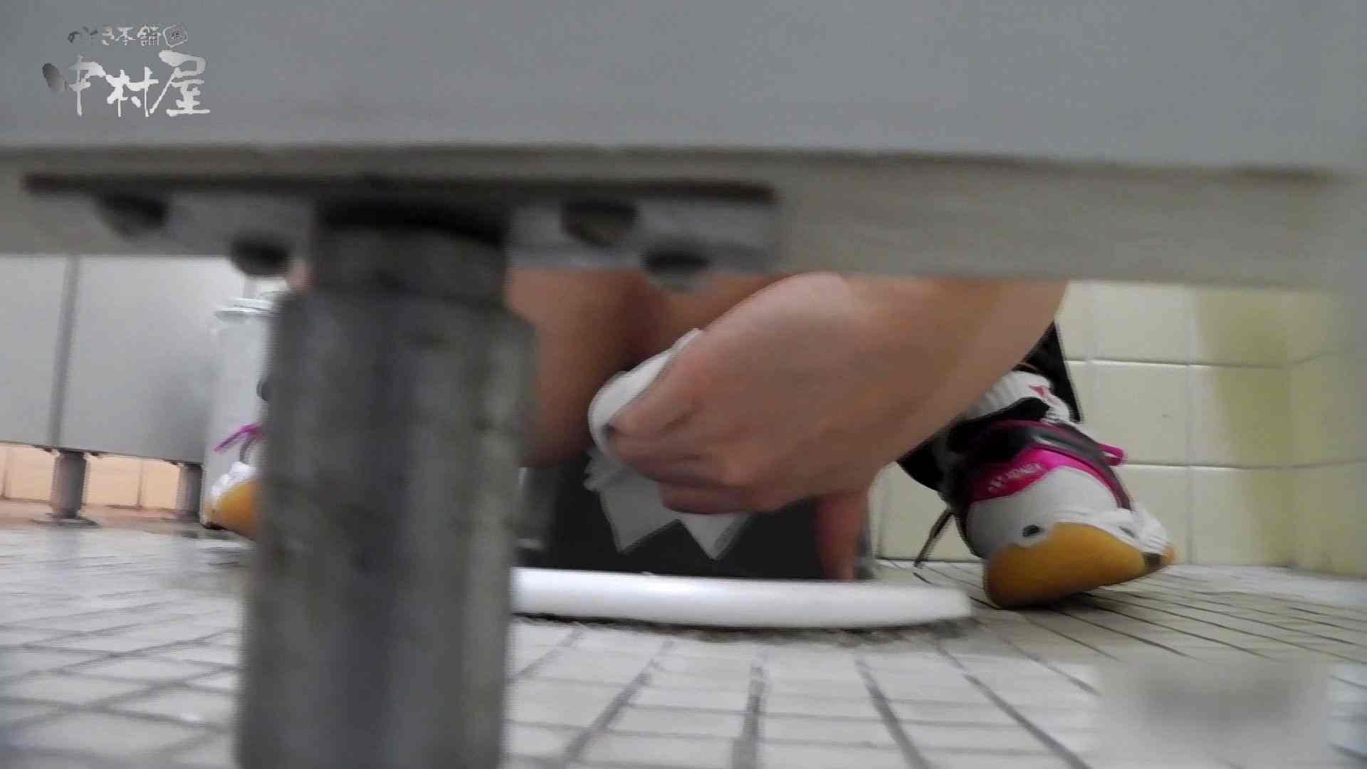 ▲期間限定D▲第三体育館潜入撮File035 アングル調整、場所変更!違った味の物が誕生 前編 トイレ突入 オマンコ動画キャプチャ 104pic 100