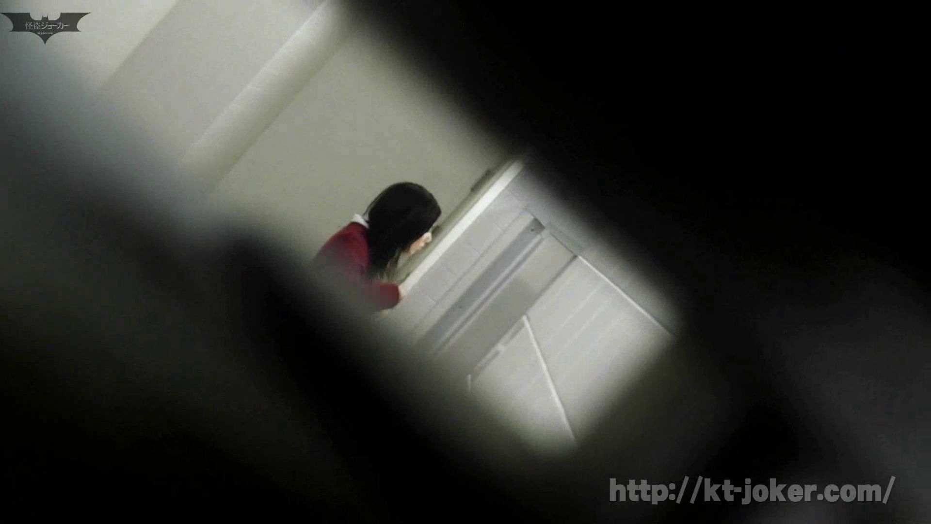 命がけ潜伏洗面所! vol.56 ピンチ!!「鏡の前で祈る女性」にばれる危機 洗面所突入   プライベート  105pic 7