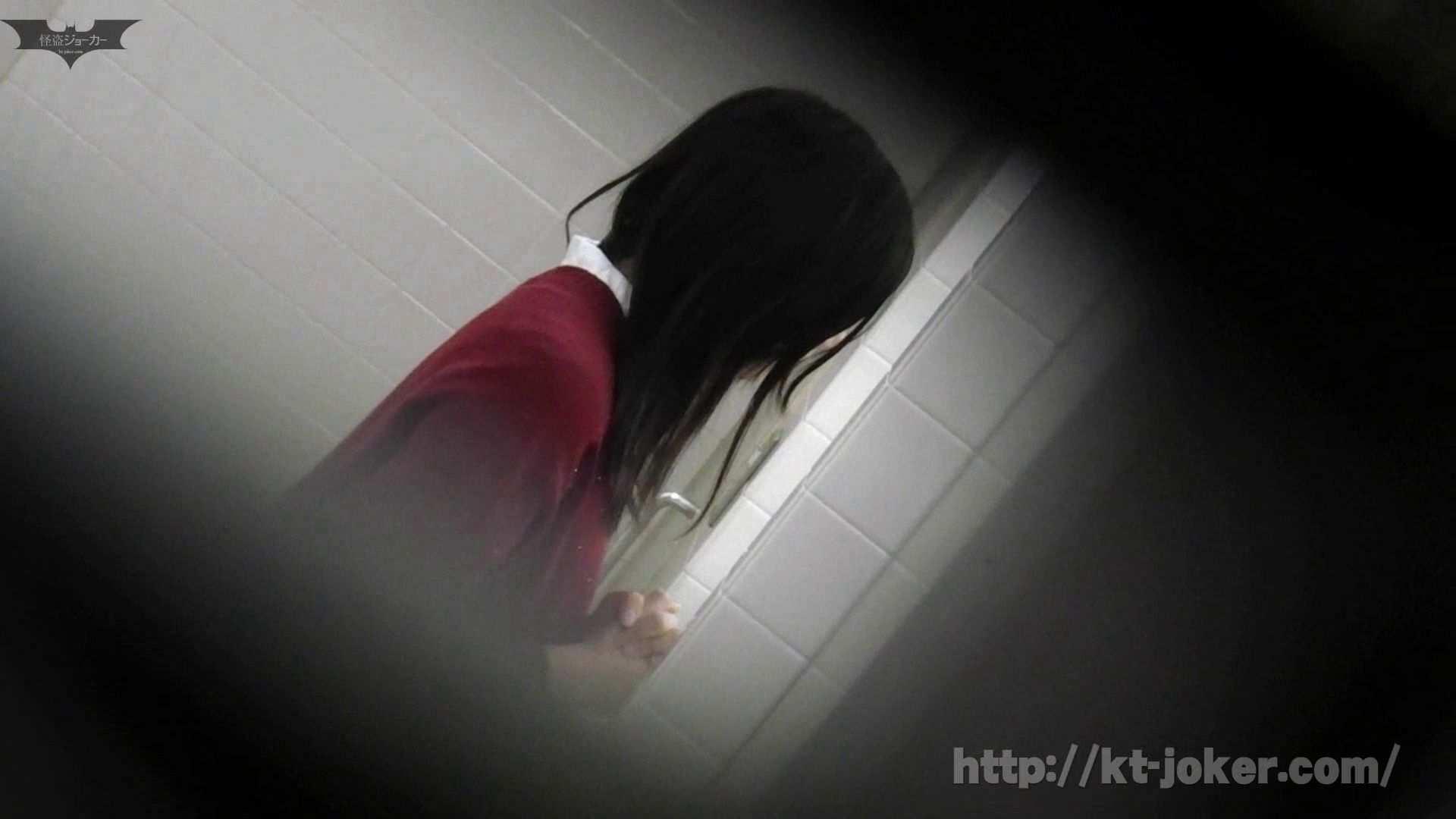 命がけ潜伏洗面所! vol.56 ピンチ!!「鏡の前で祈る女性」にばれる危機 洗面所突入   プライベート  105pic 10