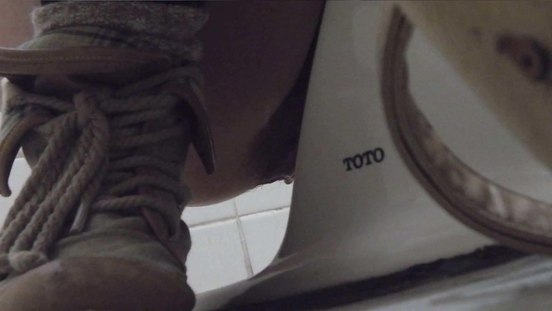 vol.08 命がけ潜伏洗面所! 黒ストッキングが流行りです。 美しいOLの裸体 | 洗面所突入  95pic 17