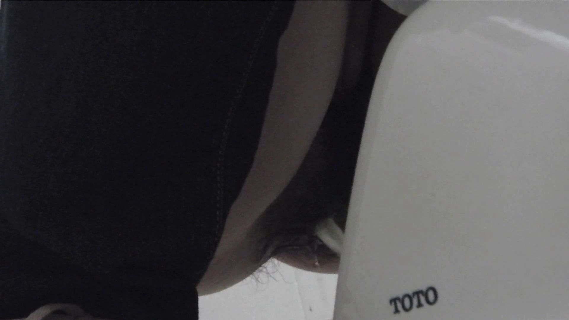 vol.08 命がけ潜伏洗面所! 黒ストッキングが流行りです。 プライベート AV無料動画キャプチャ 95pic 83