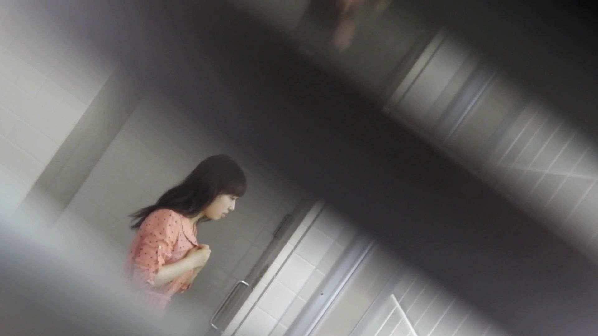 vol.27 命がけ潜伏洗面所! 小嶋陽菜似のピンクオシャレさん 美しいOLの裸体 | 洗面所突入  101pic 23