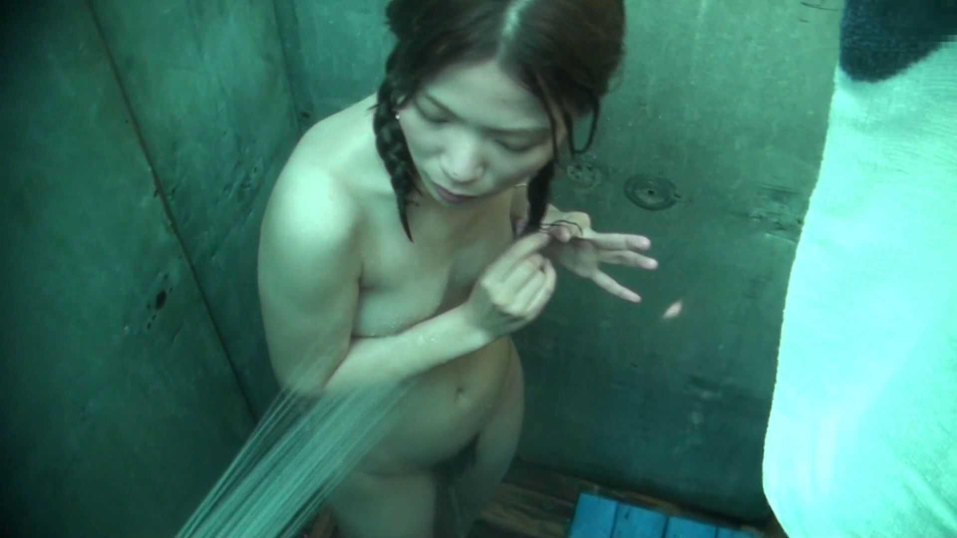 シャワールームは超!!危険な香りVol.12 女性のおまんこには予想外の砂が混入しているようです。 おまんこ  101pic 60