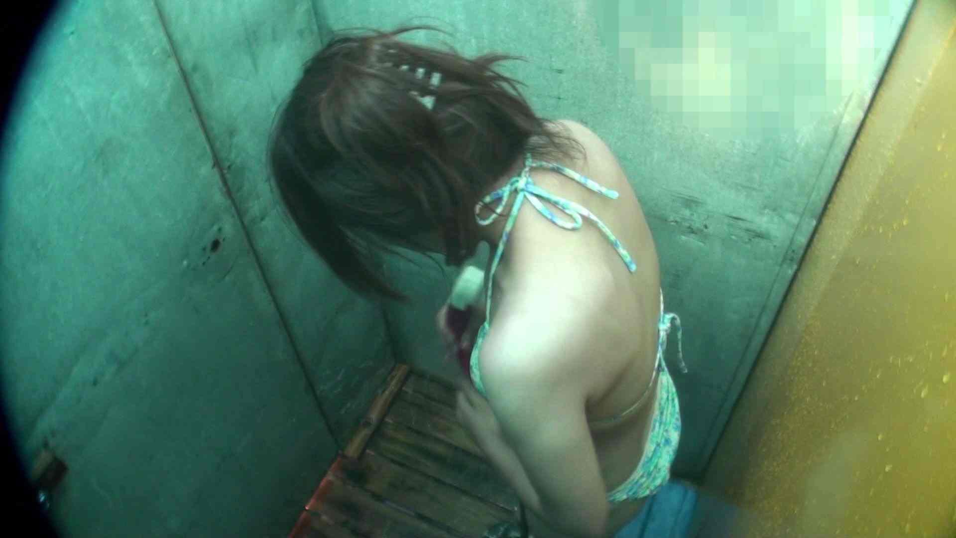 シャワールームは超!!危険な香りVol.15 残念ですが乳首未確認 マンコの砂は入念に 美しいOLの裸体 性交動画流出 70pic 2