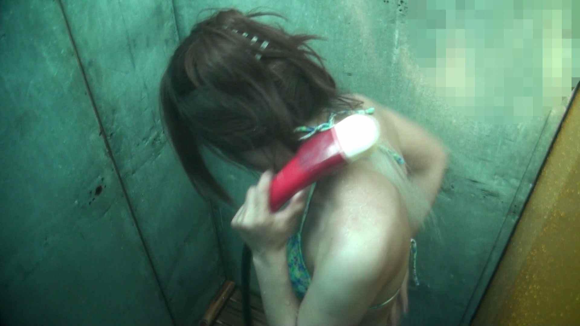 シャワールームは超!!危険な香りVol.15 残念ですが乳首未確認 マンコの砂は入念に 美しいOLの裸体 性交動画流出 70pic 17