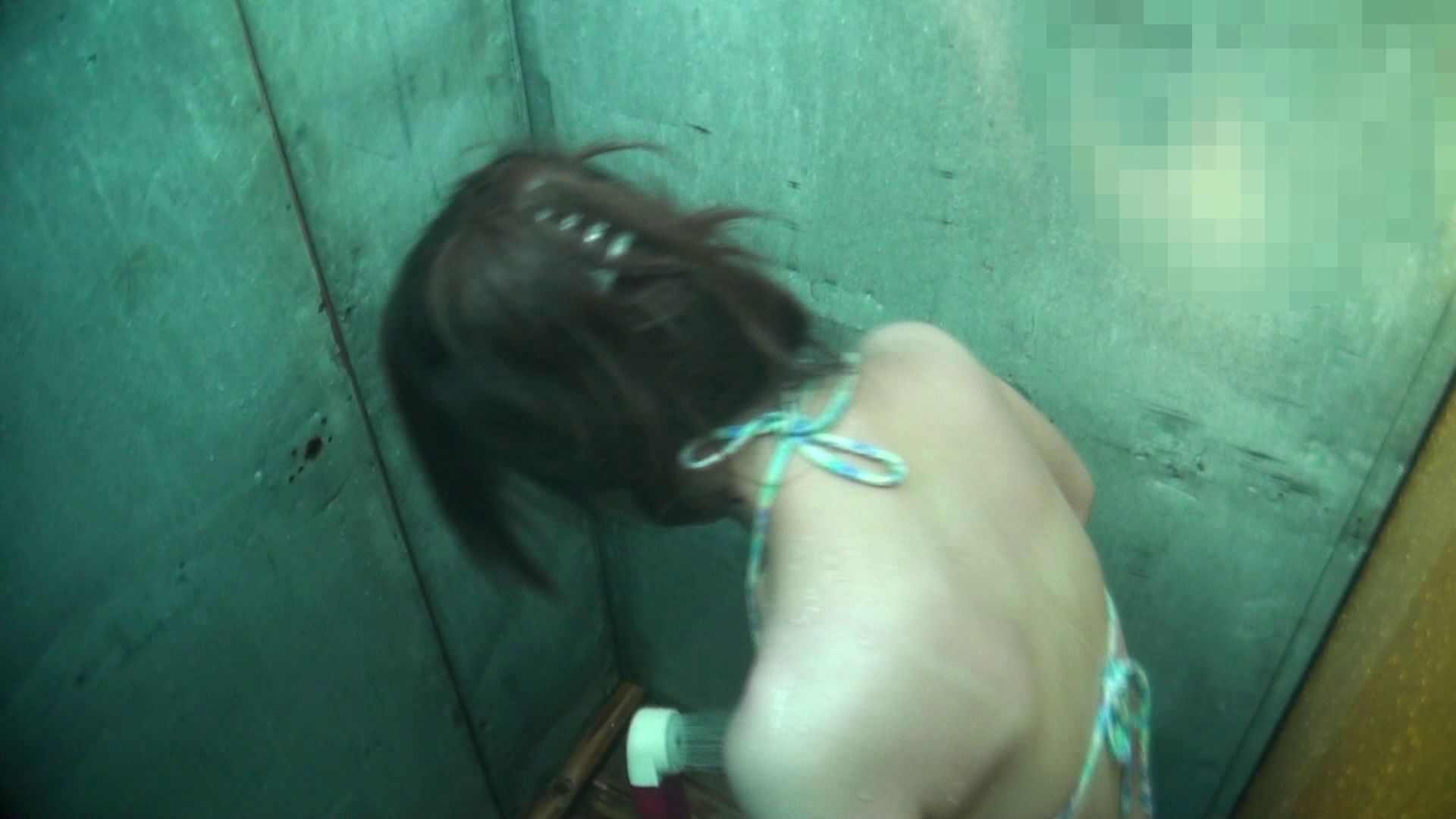 シャワールームは超!!危険な香りVol.15 残念ですが乳首未確認 マンコの砂は入念に 高画質 | 乳首  70pic 21