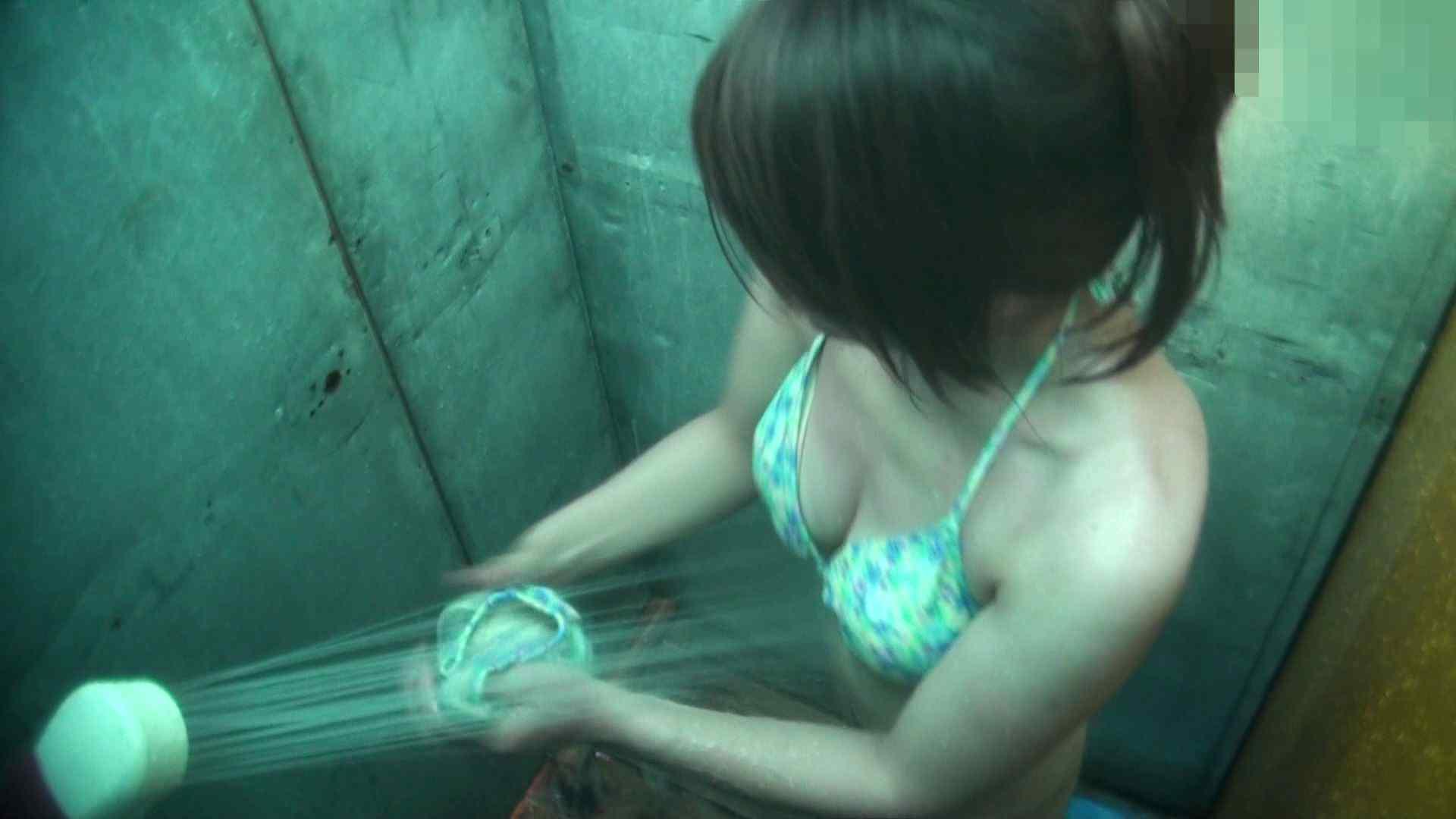シャワールームは超!!危険な香りVol.15 残念ですが乳首未確認 マンコの砂は入念に 美しいOLの裸体 性交動画流出 70pic 47
