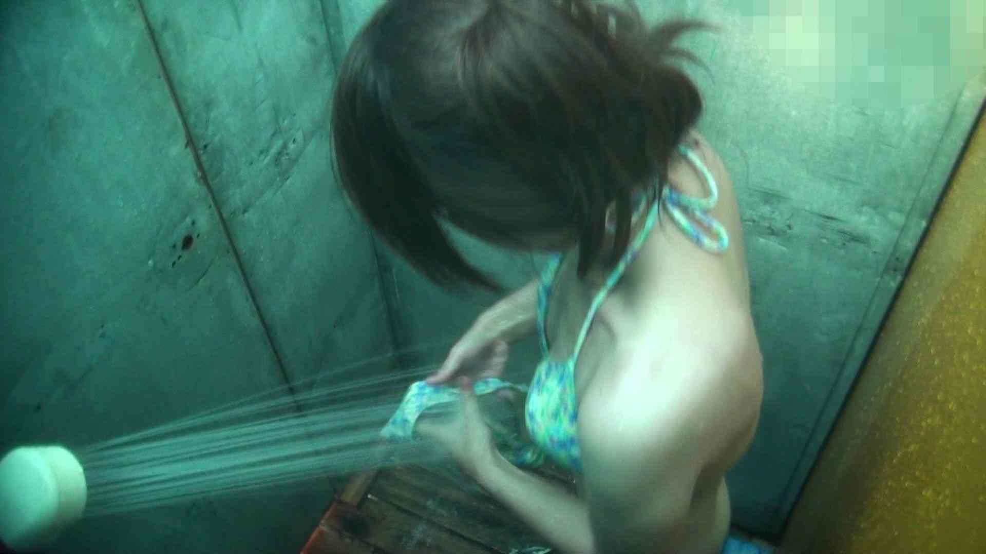 シャワールームは超!!危険な香りVol.15 残念ですが乳首未確認 マンコの砂は入念に 高画質  70pic 50
