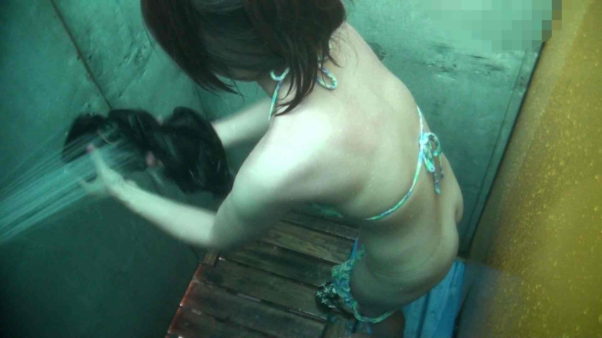 シャワールームは超!!危険な香りVol.15 残念ですが乳首未確認 マンコの砂は入念に 高画質 | 乳首  70pic 56